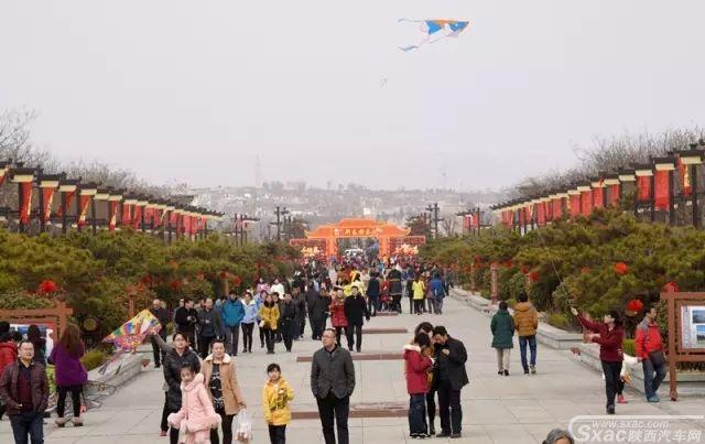 2016年韩城主题春节游(二)