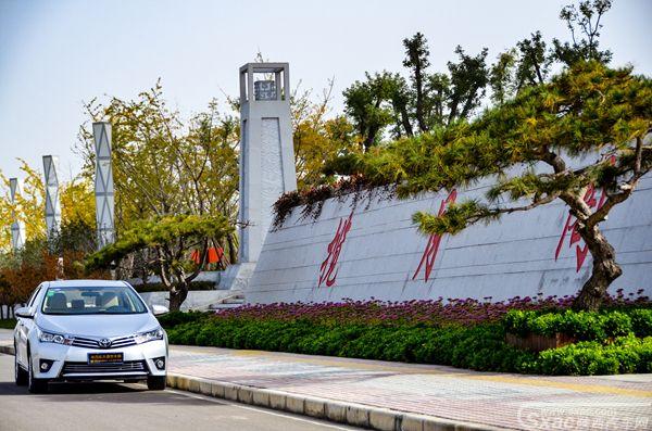 销量王卡罗拉换装1.2T 陕西航天盛世实拍