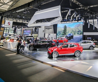 加速西部市场布局 德国宝沃汽车亮相西安车展