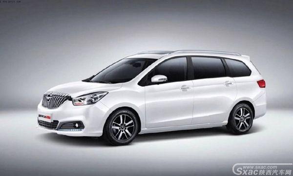 8万元买7座轿车 全中国仅有这么一款