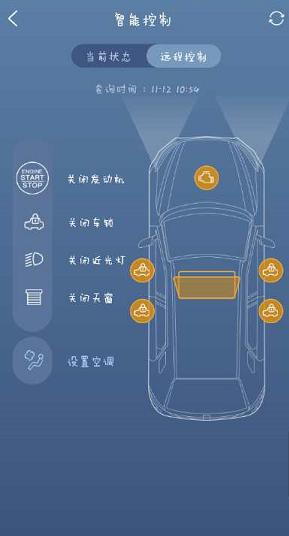 手机控制汽车 解读一汽奔腾X40 D-Life2.0 智能控制系统