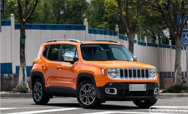 呆萌的硬汉气质 Jeep自由侠优惠1.3万
