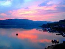 陕西周边这13个湖泊  美到想不到