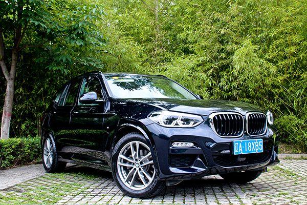 原汁原味操控 试驾全新BMW X3 XDrive28i